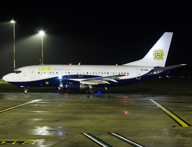 AIR X Charter | Boeing 737-505 | 9H-OME