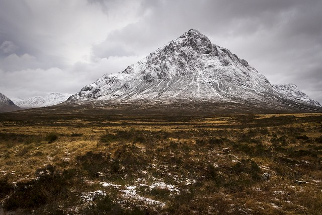 The Great Herdsman of Etive [Explore 4/1/16]