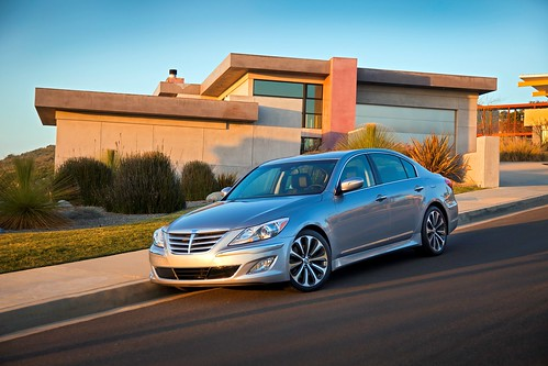 2012 Hyundai Genesis 5.0 R-Spec - 01 | by Az online magazin