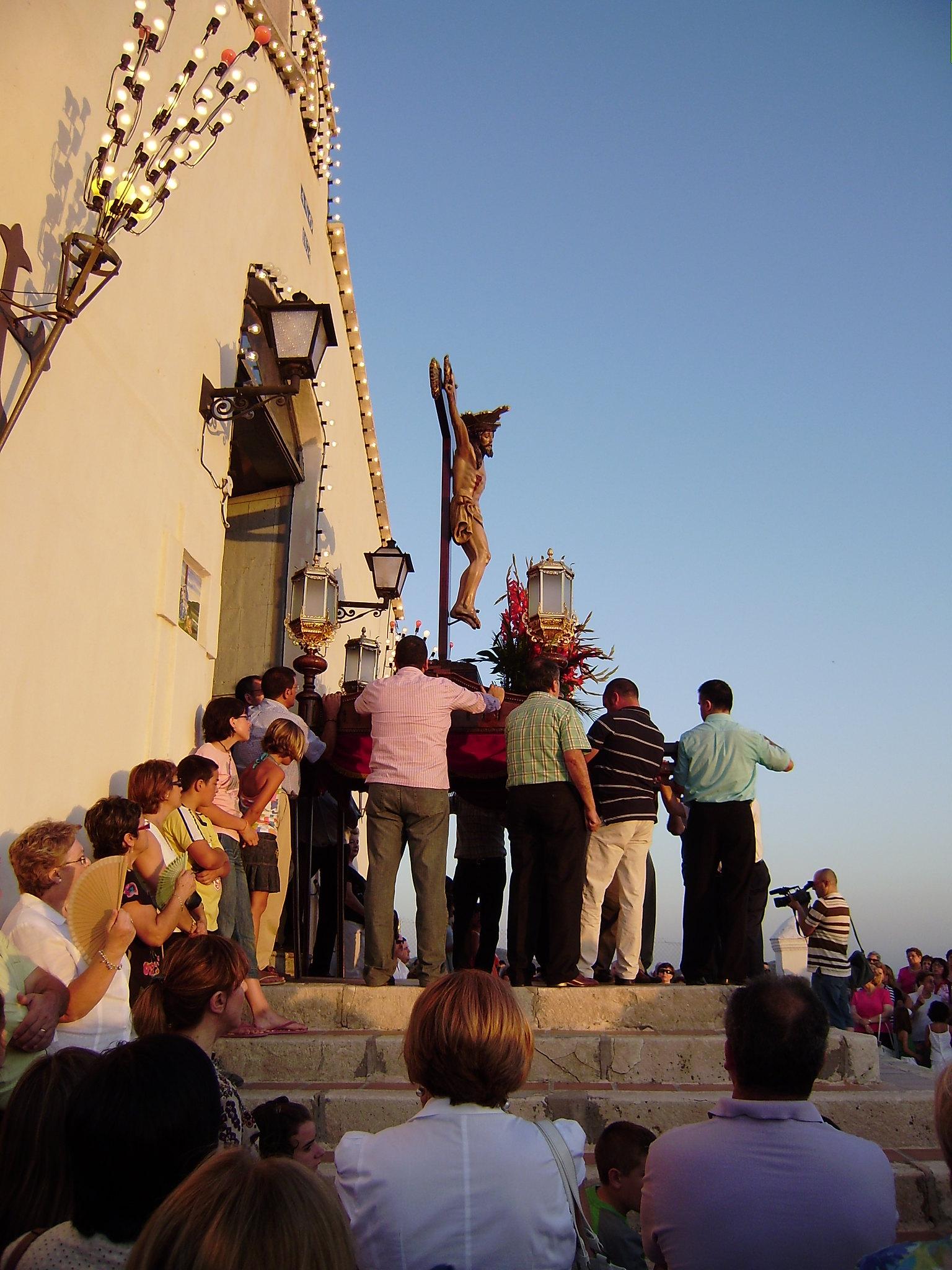 (06-07-2008) - Procesión Subida  -  Javier Romero Ripoll -  (5)