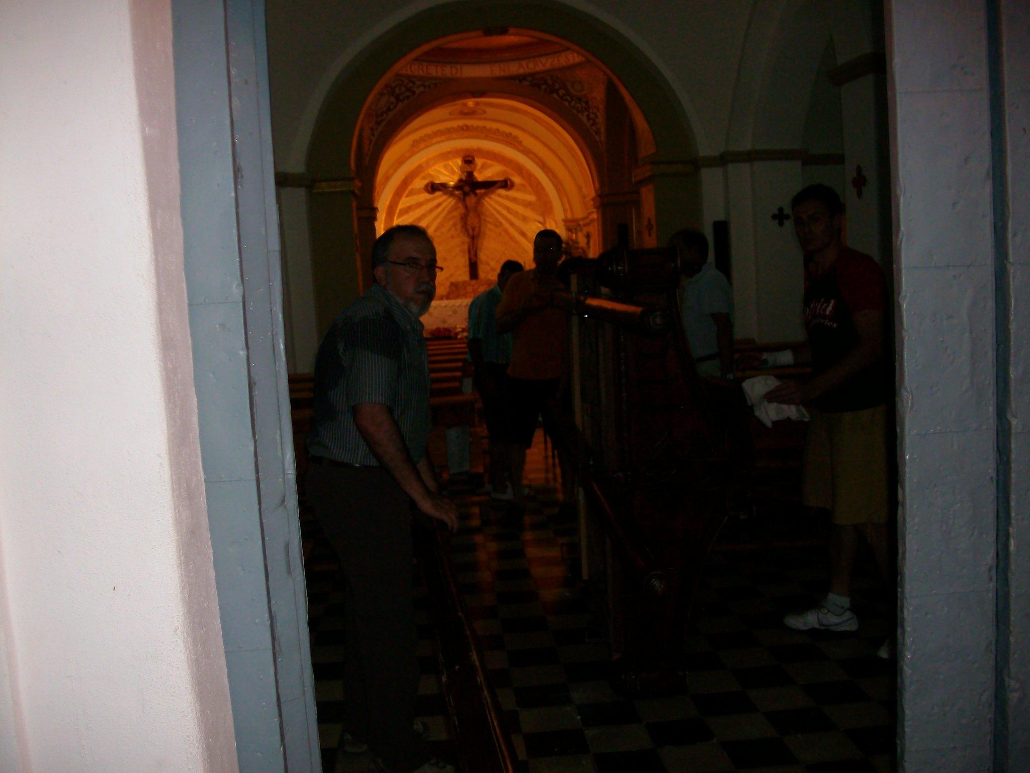 (2011-06-22) - Preparativos Imagen - José Vicente Romero Ripoll (08)
