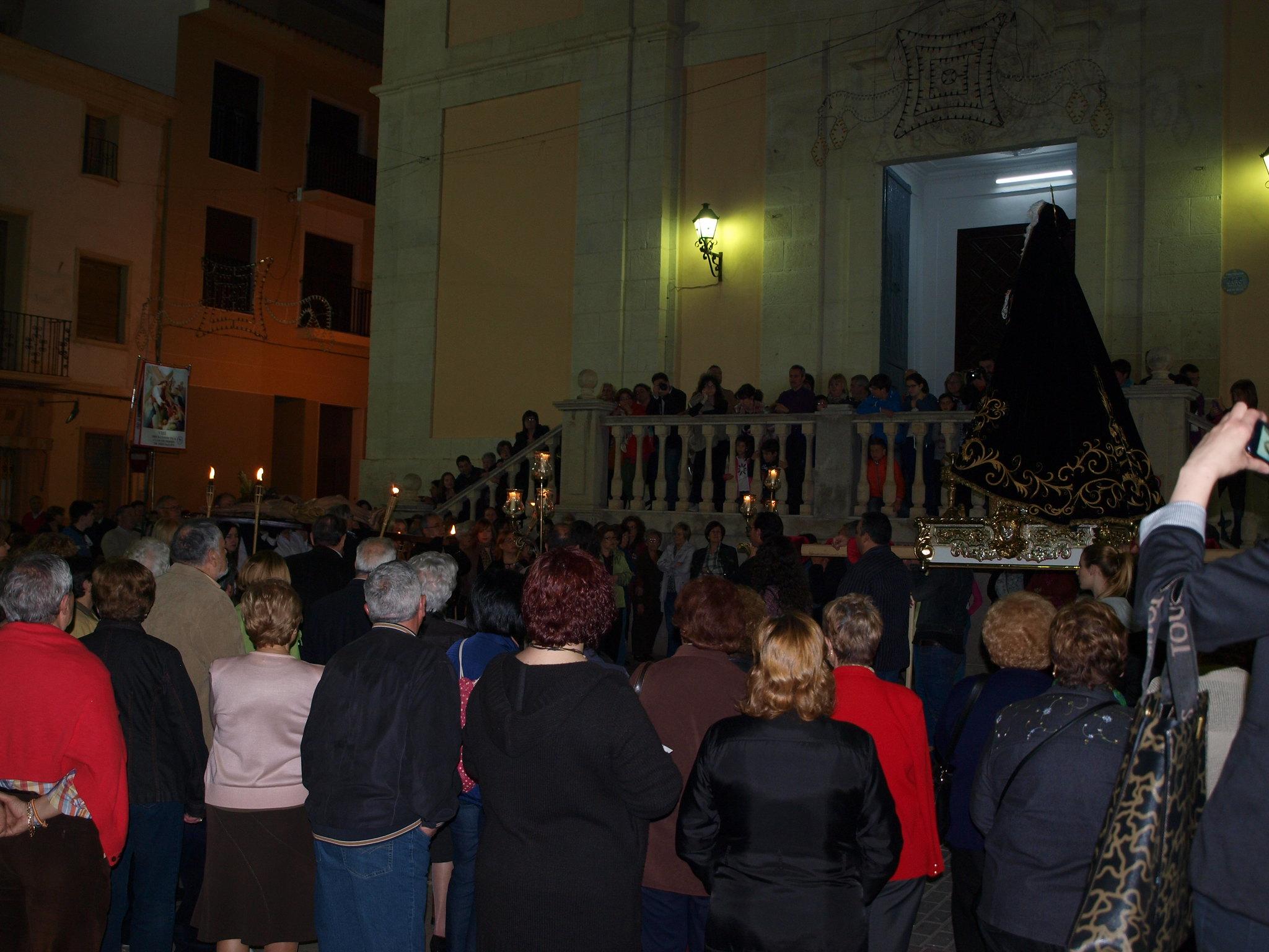 (2014-04-01) - V Vía Crucis nocturno - Paloma Romero Torralba (16)