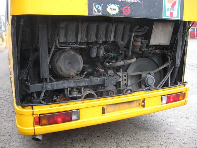 1995 DAB Series 15 City Trafik 2073 MAN mechanicals