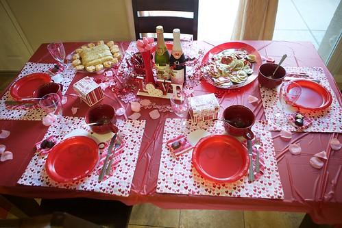 Family Valentine's Dinner | by Emmymom2