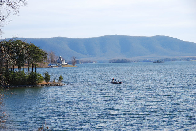 fishing smith mountain lake state park