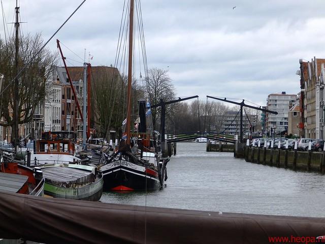 2016-03-23 stads en landtocht  Dordrecht            24.3 Km  (40)