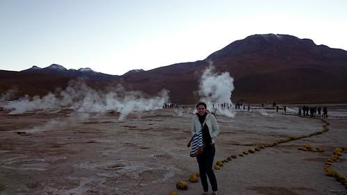2016 - Chile - San Pedro - Geysers Julie I | by SeeJulesTravel