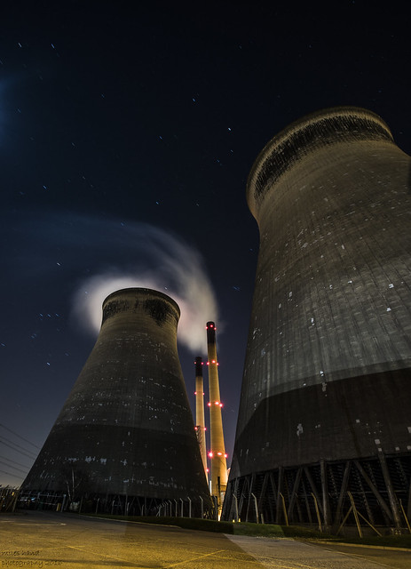 Cooling Towers - explored