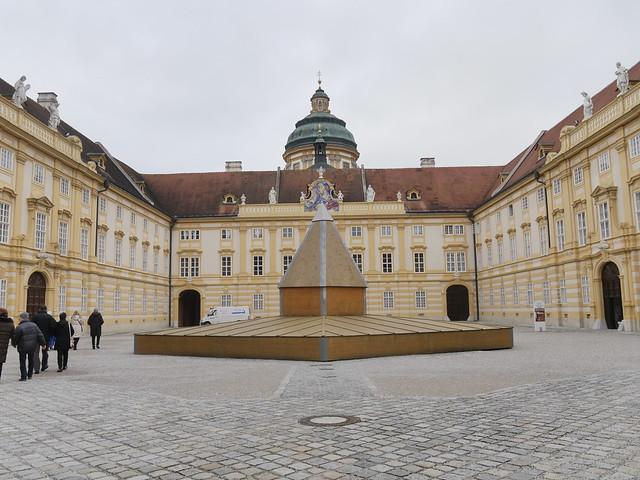 Ausflug Krems Stein an der Donau Stift Melk Photo Tagebuch Diary Archiv 17. 2. 2016