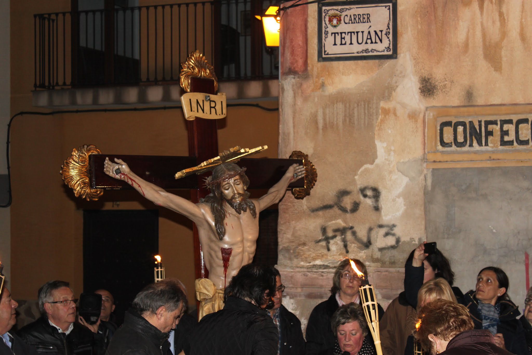 (2013-03-22) - IV Vía Crucis nocturno - Javier Romero Ripoll (161)