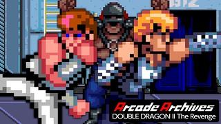 double dragon 2 the revenge ps4