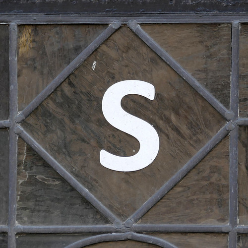 letter S | by Leo Reynolds