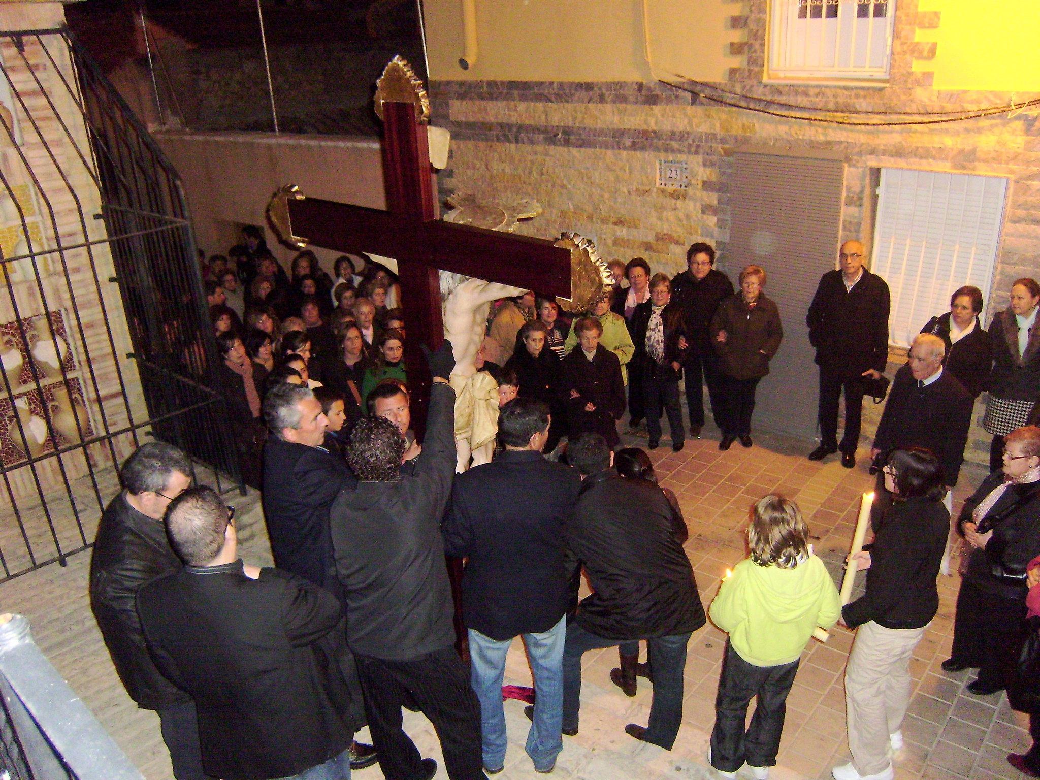 (2010-03-26) - I Vía Crucis nocturno - Javier Romero Ripoll - (08)