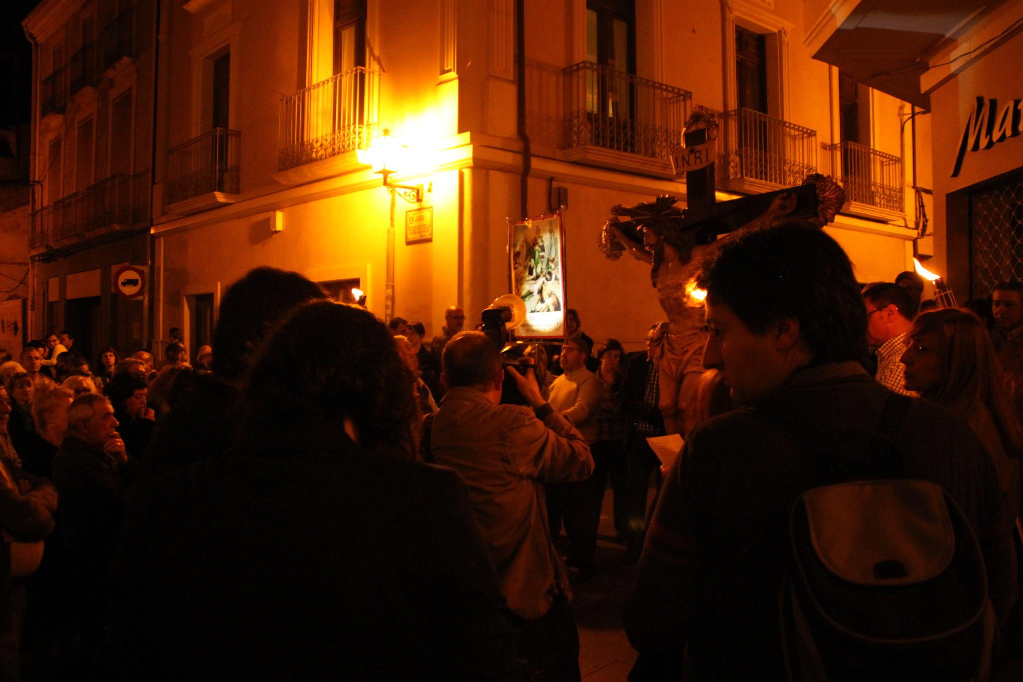 (2014-04-01) -  V Vía Crucis nocturno - Javier Romero Ripoll (124)