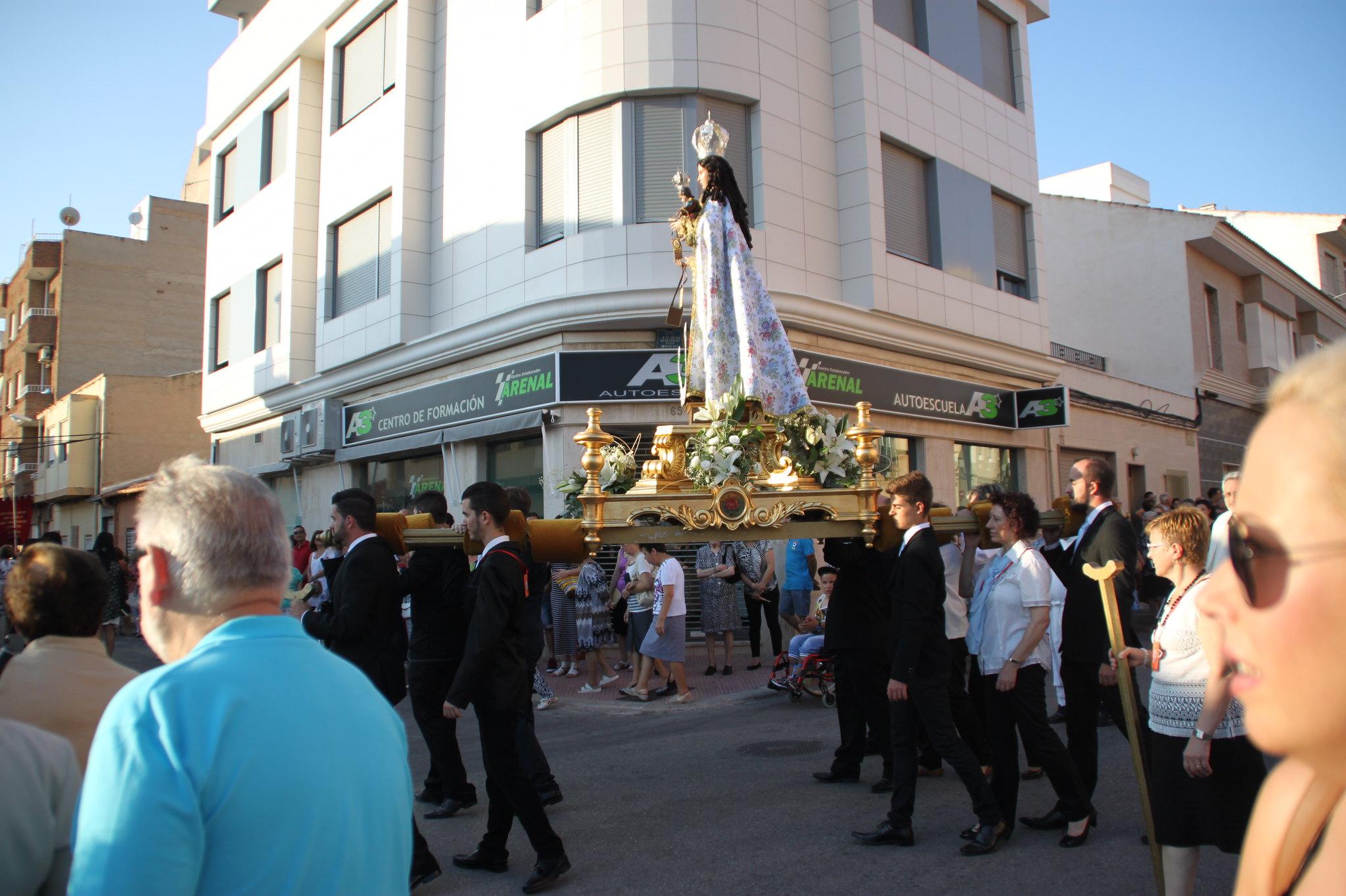 (2015-07-12) - Virgen del Carmen, parroquia La Santa Cruz - Javier Romero Ripoll (198)