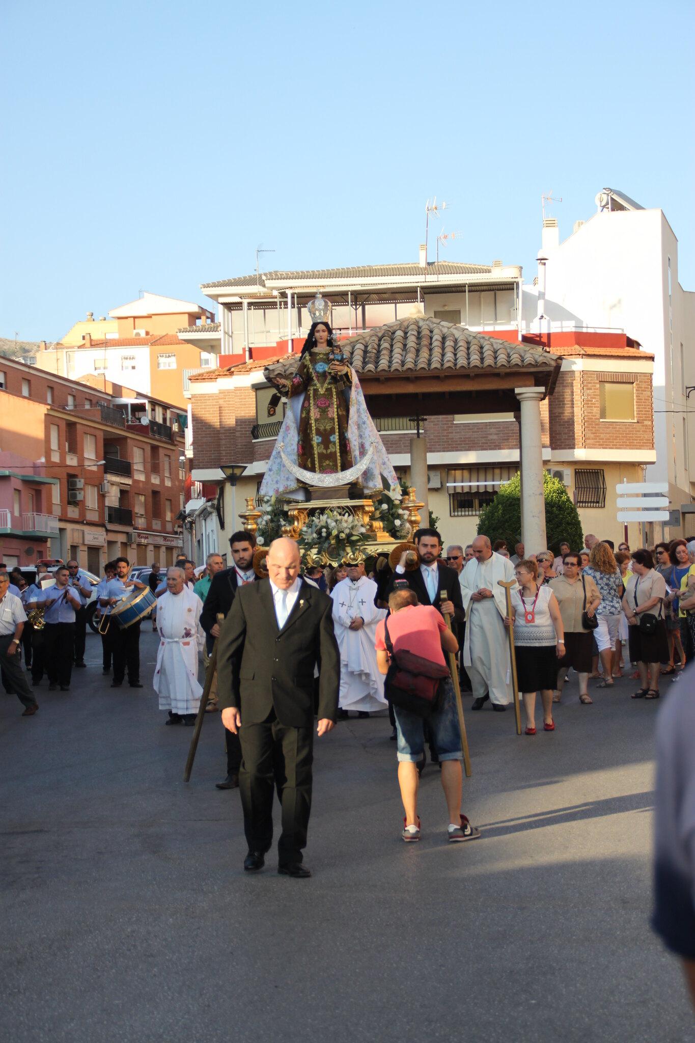 (2015-07-12) - Virgen del Carmen, parroquia La Santa Cruz - Javier Romero Ripoll (180)