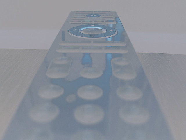 remote control in blue ... (1120289)