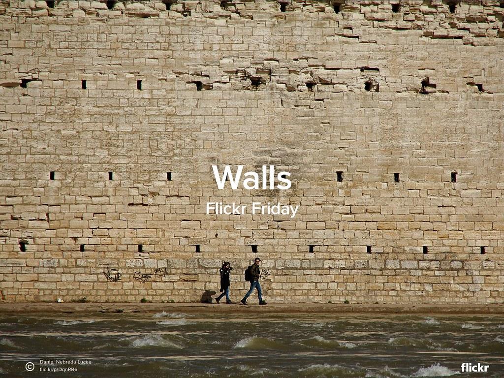 Flickr Friday: Walls