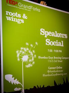 TEDxGrandForks 2016 Speakers Social