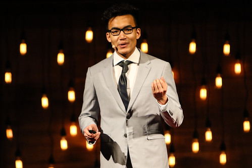 Mingshu Wang @ TEDxUGA 2016: Illuminate | by New Media Institute