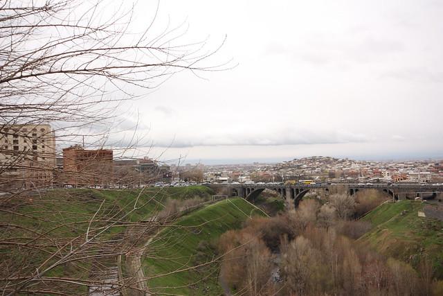 View over Yerevan