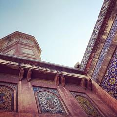 Lofty #minar #Wazirkhan #mosque #Lahore