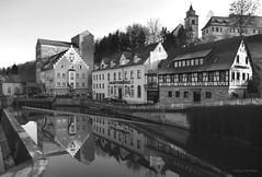 Monastery mill and surrounding area - I