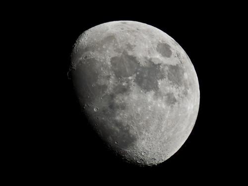 Moon, 19.01.2016 | by Michal Jeska