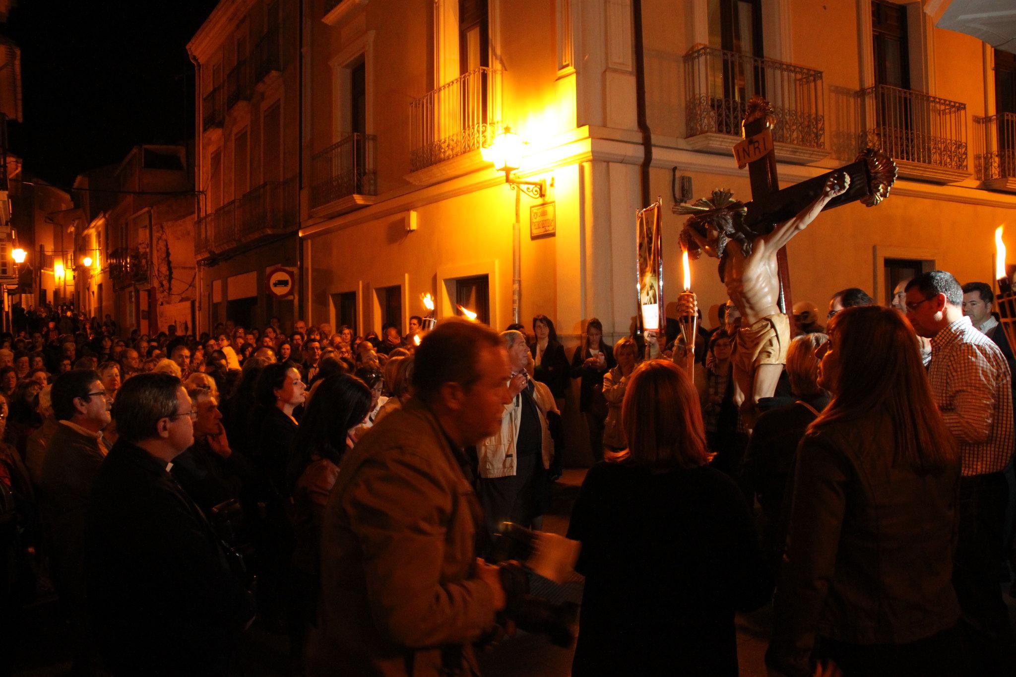 (2014-04-01) -  V Vía Crucis nocturno - Javier Romero Ripoll (127)