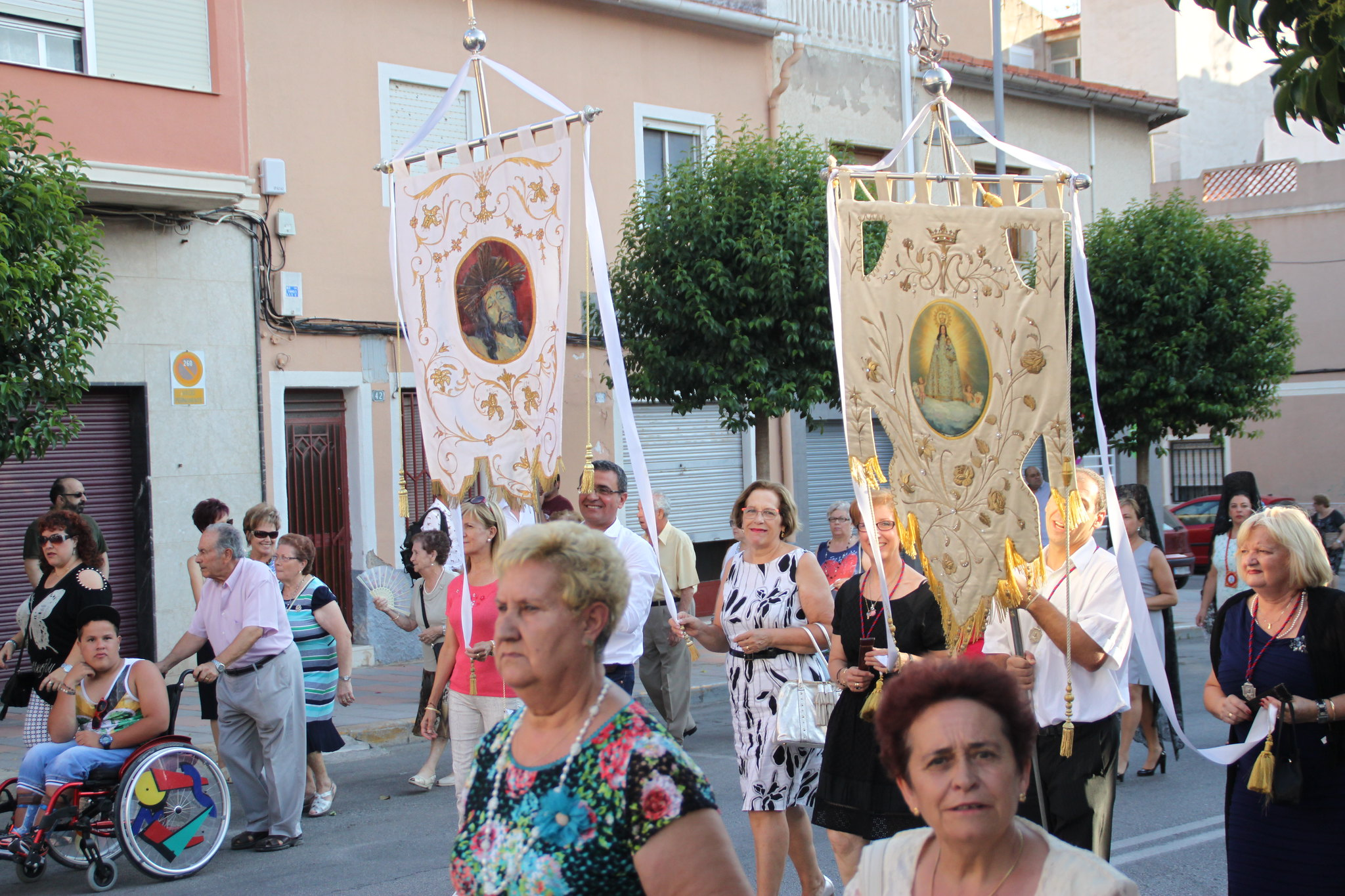 (2015-07-12) - Virgen del Carmen, parroquia La Santa Cruz - Javier Romero Ripoll (20)