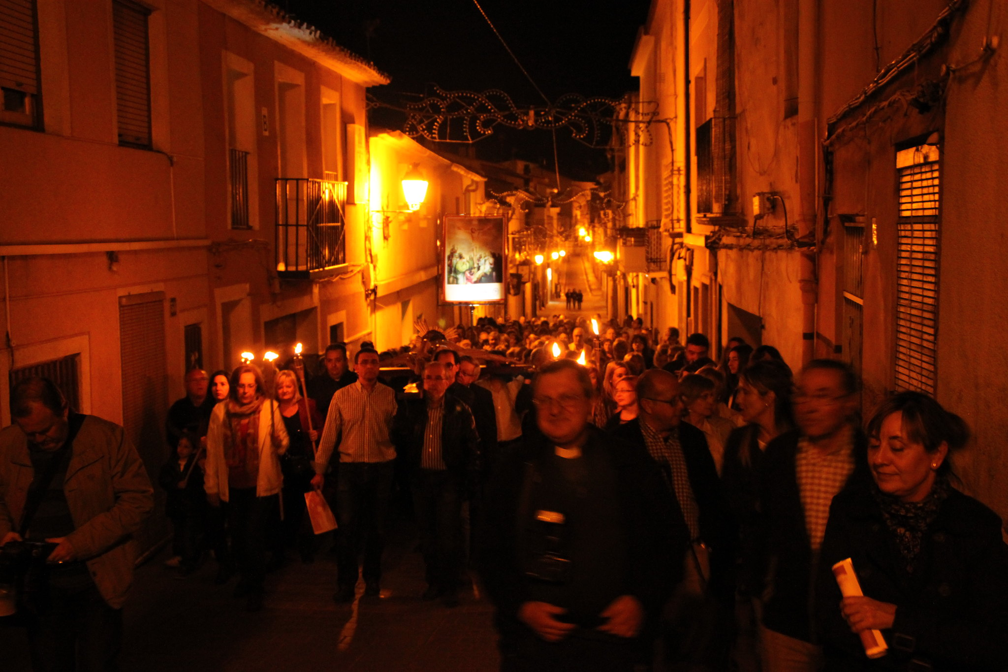 (2014-04-01) -  V Vía Crucis nocturno - Javier Romero Ripoll (131)