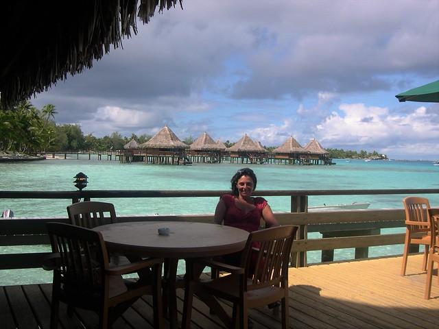 Polinesia francese // Rangiroa // make up free Conny