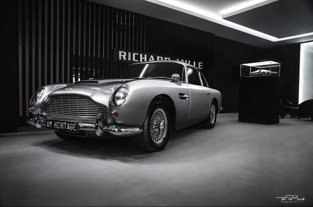 Aston Martin David Brown Superleggera Florian Flickr