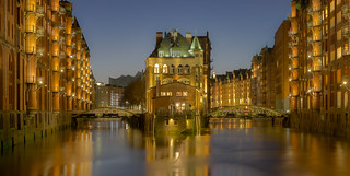 Speicherstadt Hamburg by Night | by Markus Jaschke