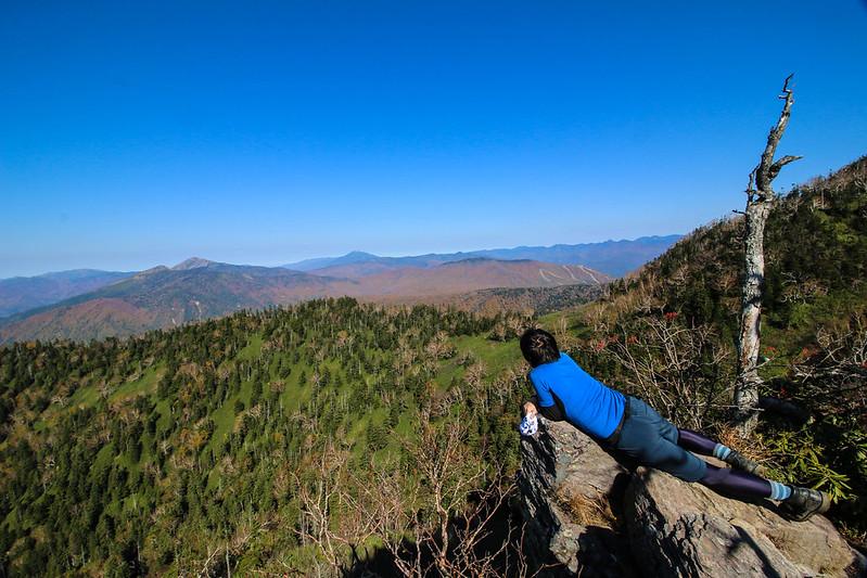 秋の上州武尊山