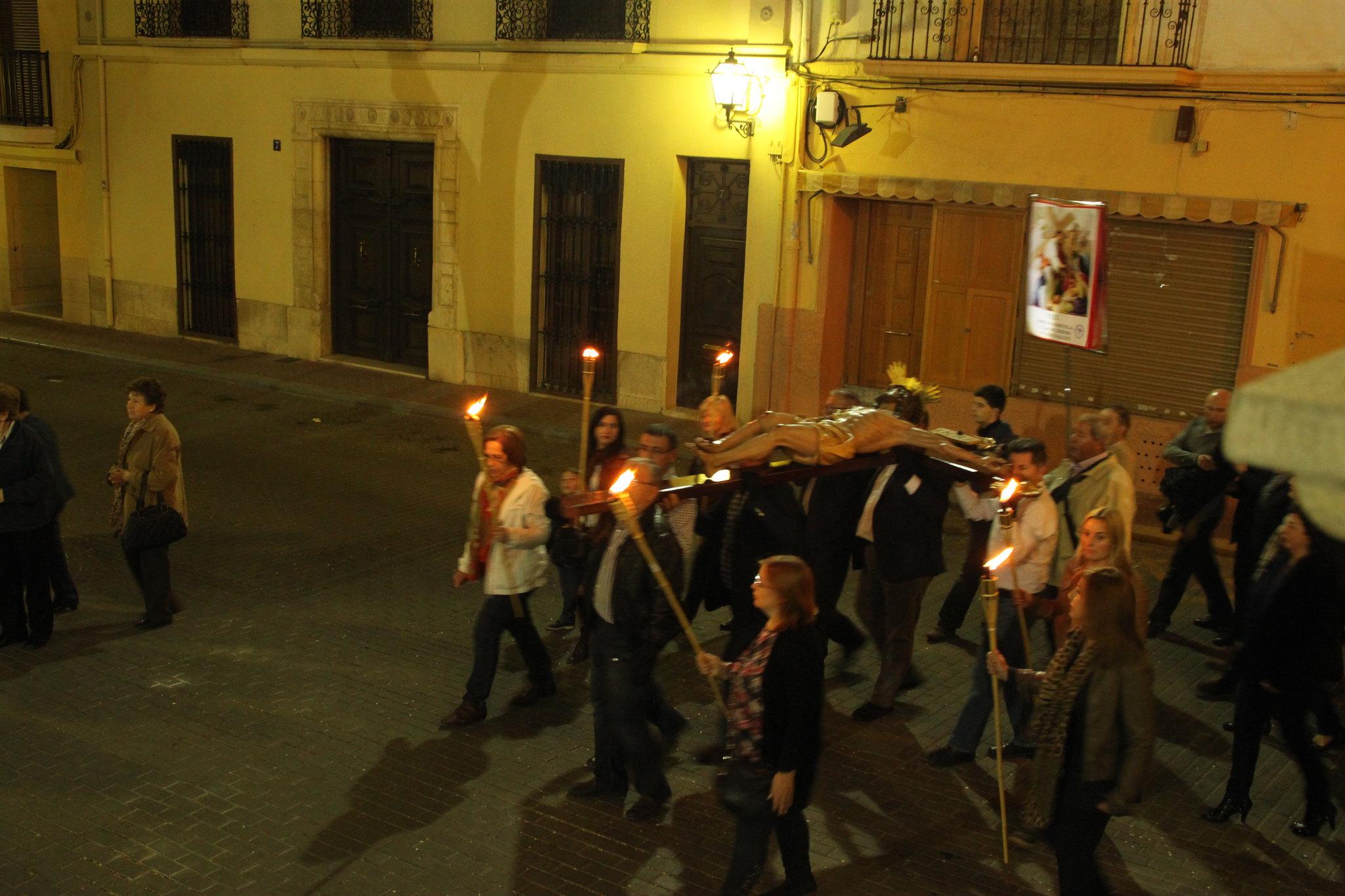 (2014-04-01) -  V Vía Crucis nocturno - Javier Romero Ripoll (49)