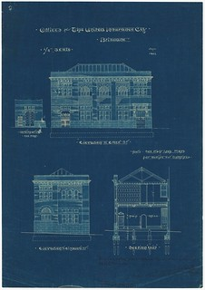 The United Insurance Company, Brisbane Office [architectural drawing], Jun 1902