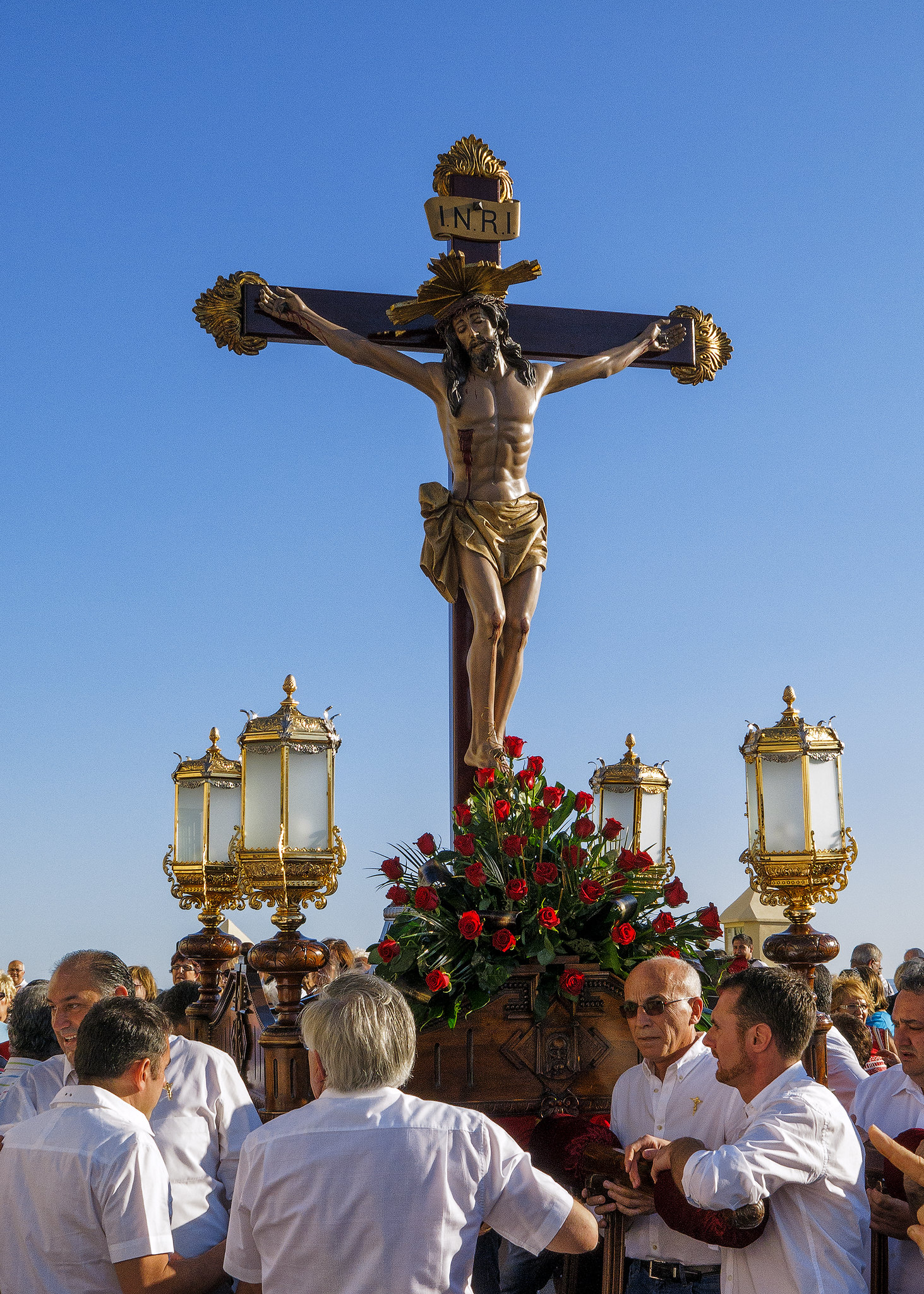 (2014-06-27) - Bajada Vía Crucis - Luis Poveda Galiano (10)
