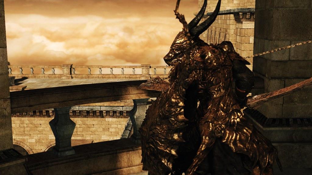 Dragon Shrine Warrior : Dragon Shrine : Dark Souls 2   Flickr