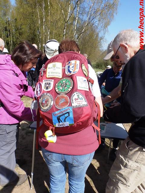 2016-04-20 Schaijk 25 Km   Foto's van Heopa   (51)