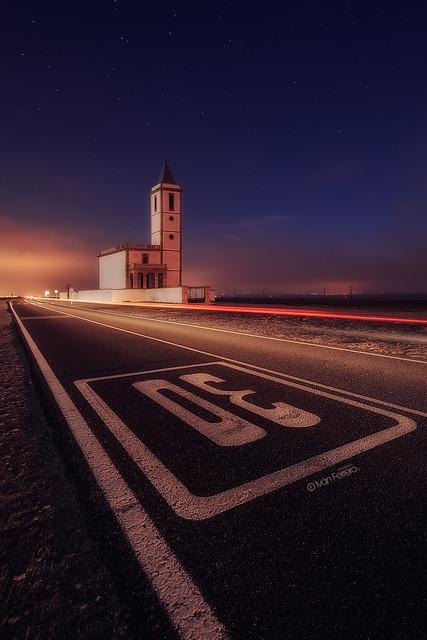 Iglesia de las Salinas - Cabo de Gata