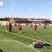 Sutton United Training Session - 28/04/16