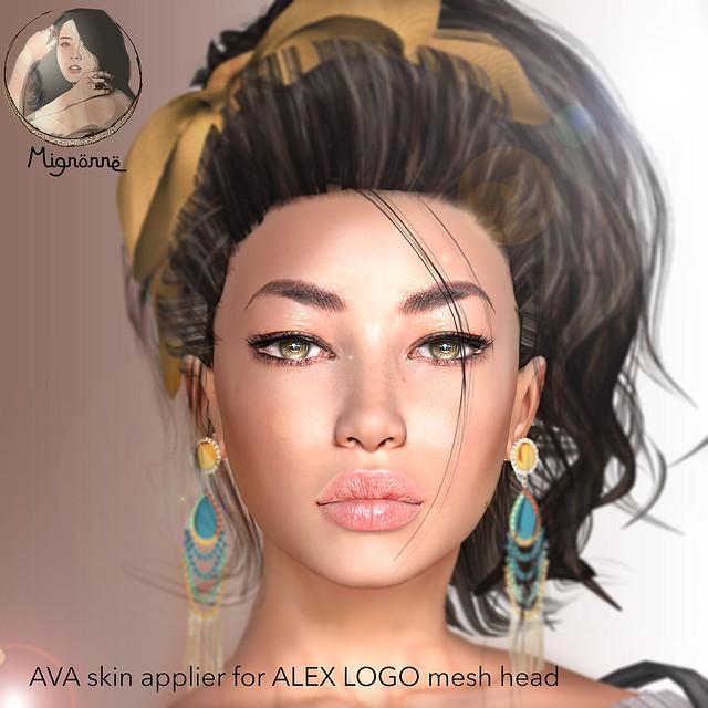 AVA skin for Logo WIP