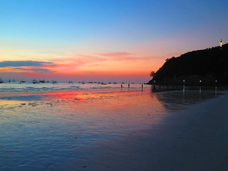 Boracay Station 1 sunset | by ReimaginedImages