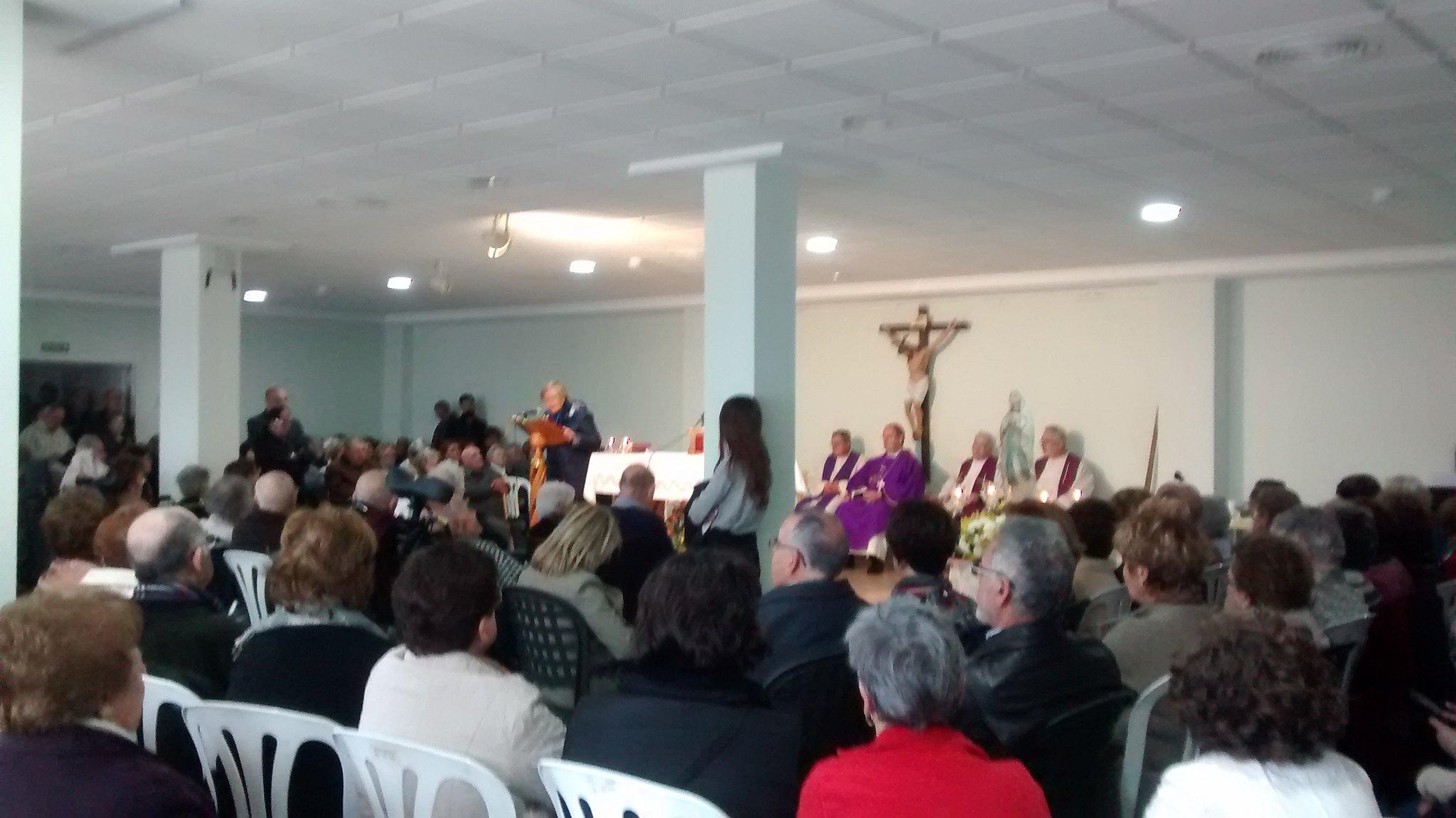 (2016-02-13) - Inauguración Virgen de Lourdes, La Molineta - José Vicente Romero (06)