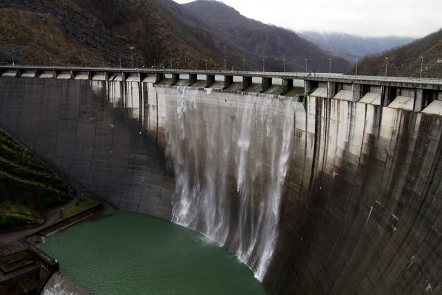 Ridracoli Dam