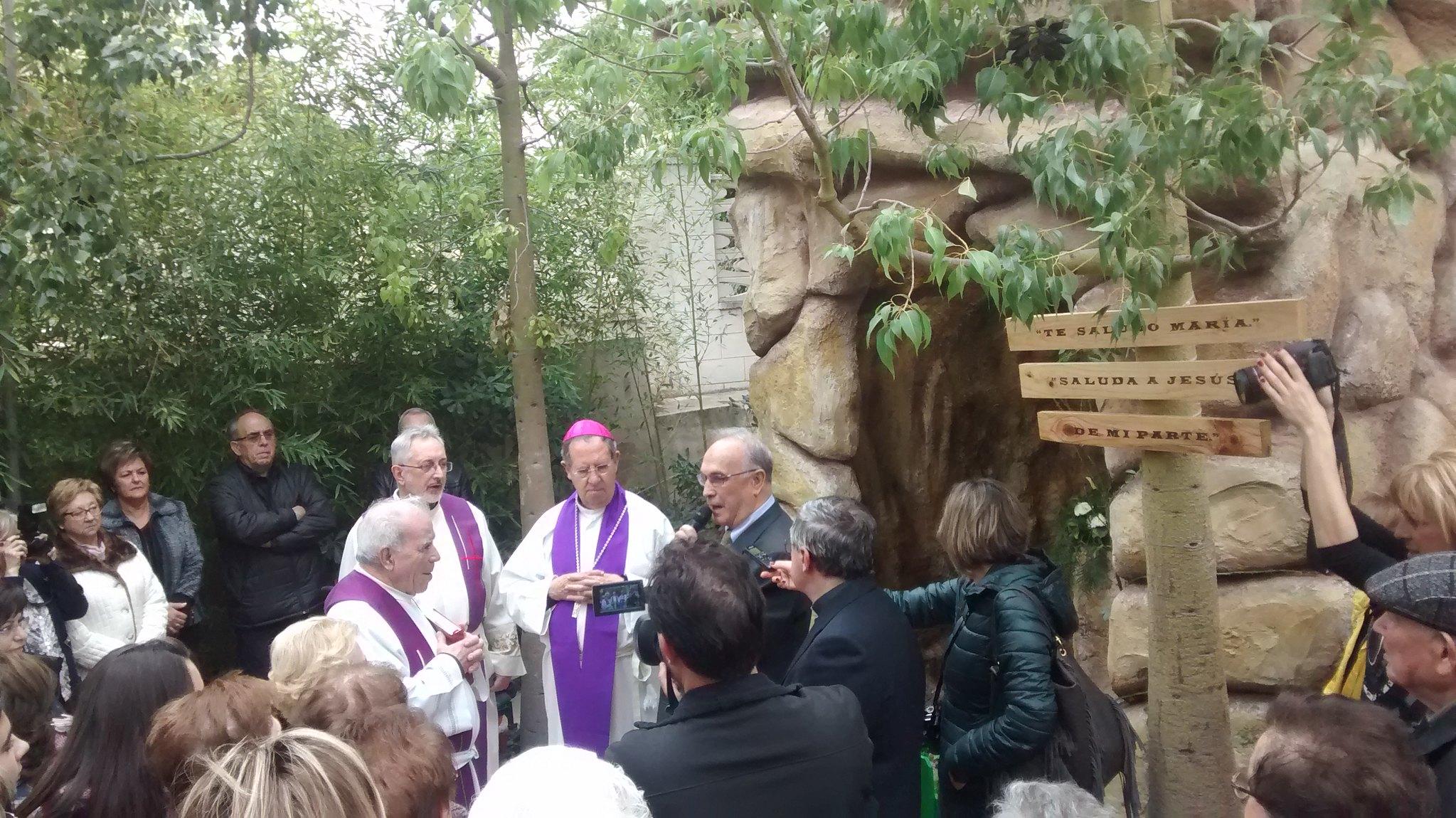 (2016-02-13) - Inauguración Virgen de Lourdes, La Molineta - José Vicente Romero (31)