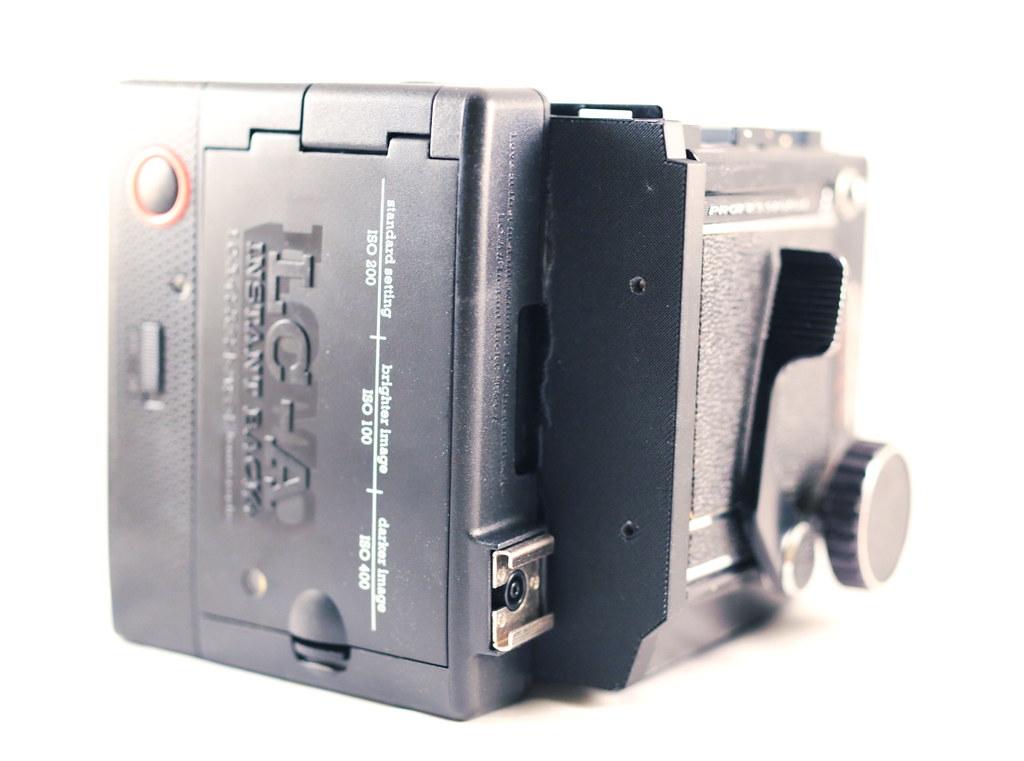 Instax Mini back for Mamiya RB67 1 | Custom Instax Mini back