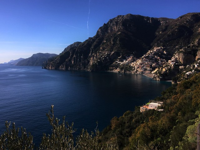 Ah, the Amalfi Coast