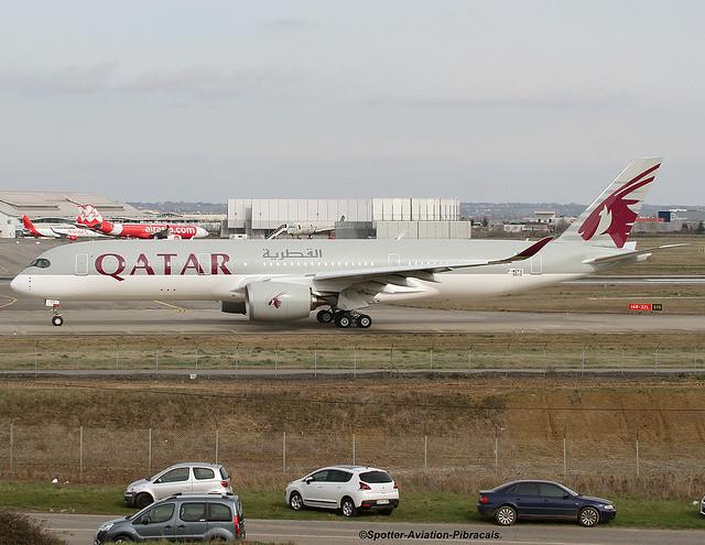 Qatar Airways Airbus A350-941